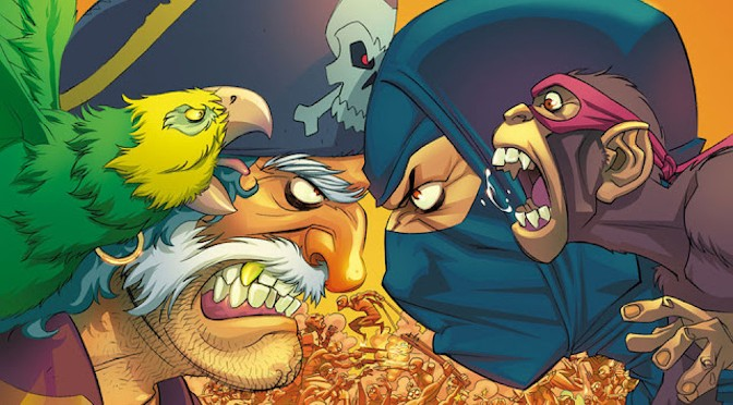 Pirates vs Ninjas: SOPA, PIPA and ACTA
