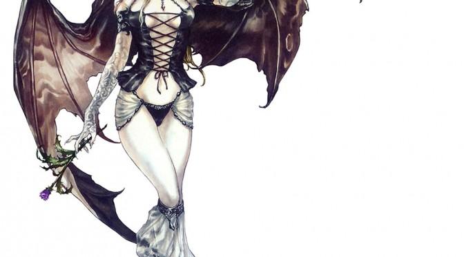Alterpedia: Succubi & Incubi