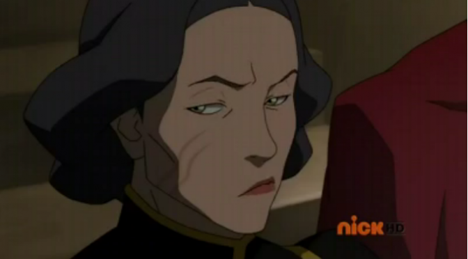 Legend of Korra: Victim of Casual Stupid