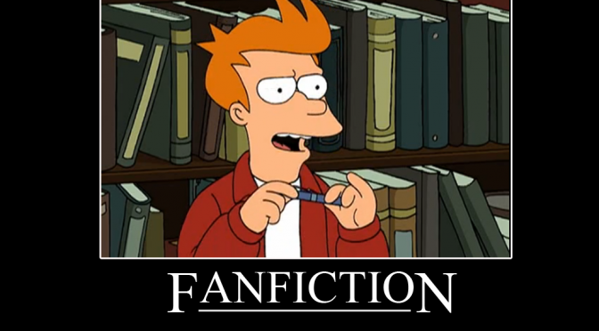 Fan-Fiction – The Gateway Drug