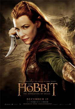 hobbit-desolation-of-smaug-tauriel-poster