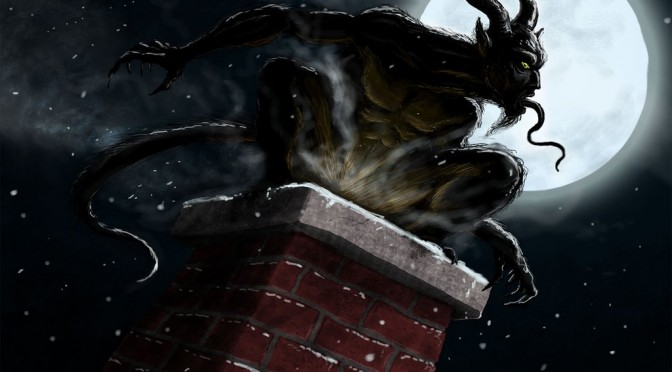 Alterpedia: Krampus