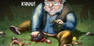 george kills