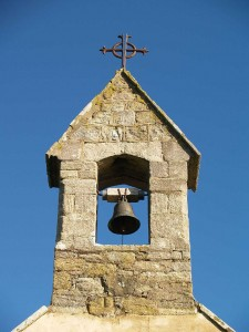 Anglesey, Llanbeulan, St Peulan's Church - Bell Tower