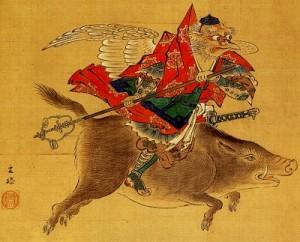 crow-tengu-edo-period-faith-syncretism-by-kaiho-yutoku