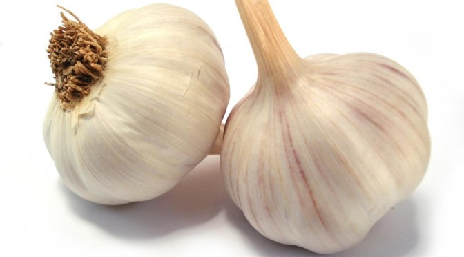 Mythology Monday – Garlic