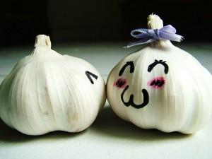 love garlic
