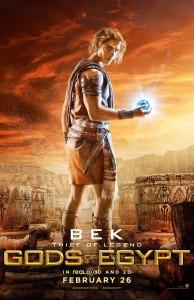 GODS OF EGYPT BEK