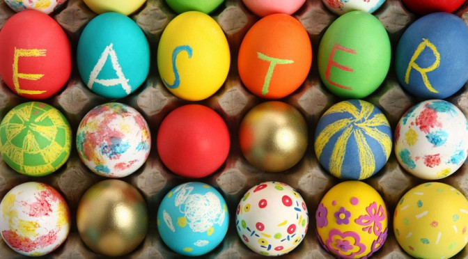 Mythology Monday – Easter Eggs