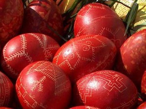 red-easter