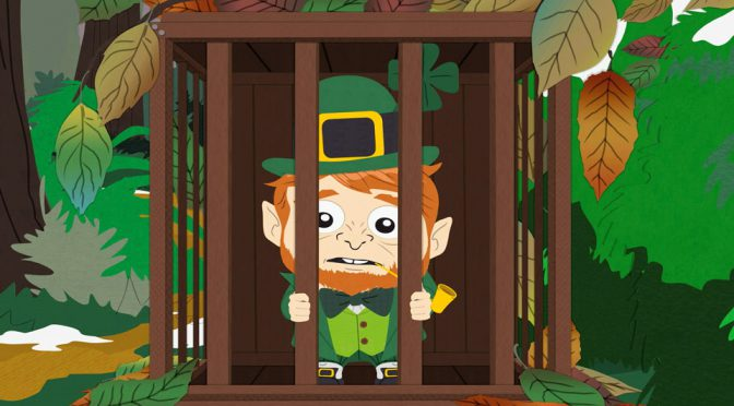 Mythology Monday: Trapping A Leprechaun