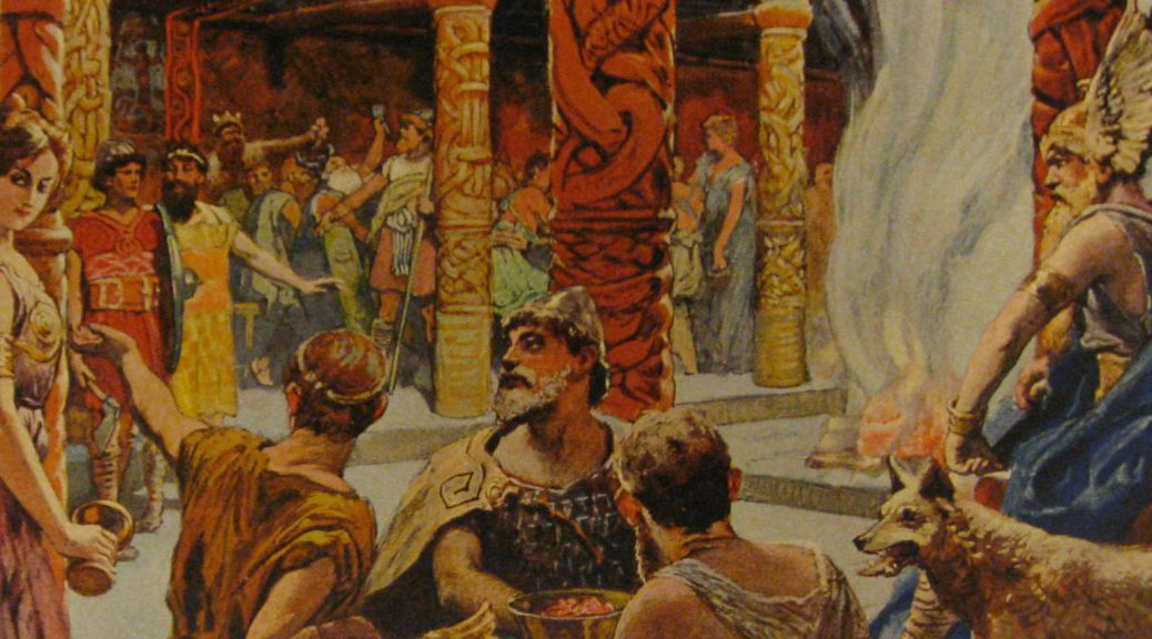 norse mythology in modern culture